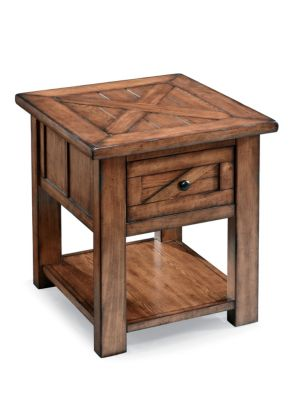 Magnussen Harper Farm End Table