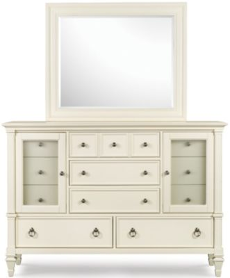 Magnussen Ashby Dresser with Mirror