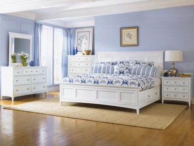 Magnussen Kentwood 4-Piece Queen Storage Bedroom Set