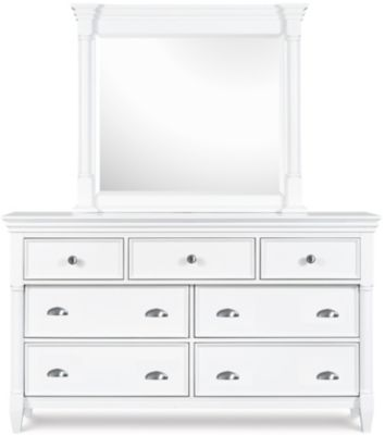 Magnussen Kasey Dresser with Mirror