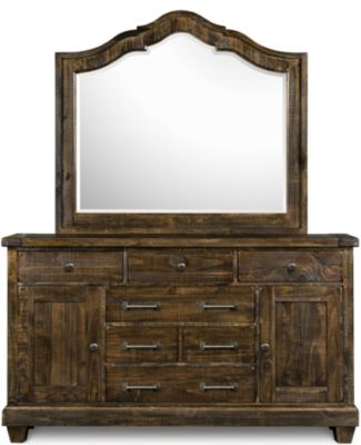 Magnussen Brenley Dresser with Mirror
