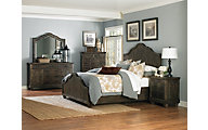 Magnussen Brenley 4-Piece Queen Bedroom Set