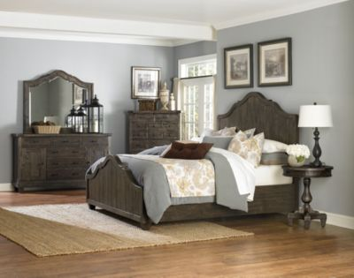 Magnussen Brenley 4-Piece King Bedroom Set