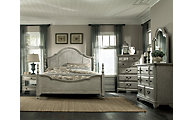 Magnussen Windsor Lane 4-Piece King Poster Bedroom Set