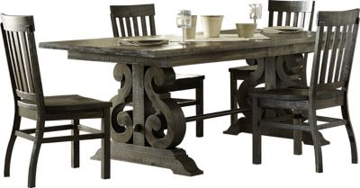 Magnussen Bellamy 5-Piece Traditional Dining Set