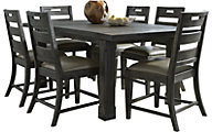 Magnussen Abington 7-Piece Transitional Dining Set