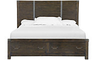Magnussen Pine Hill Queen Storage Bed