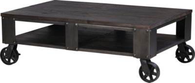 Magnussen Milford Coffee Table with Casters