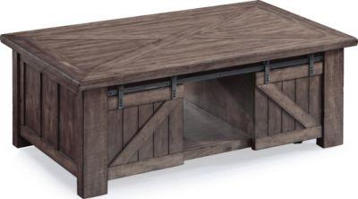 Terrific Magnussen Garrett Lift Top Coffee Table Cjindustries Chair Design For Home Cjindustriesco