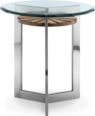 Magnussen Rialto Round End Table