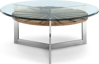 Magnussen Rialto Round Coffee Table