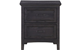 Magnussen Mill River Nightstand