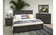 Magnussen Mill River 4-Piece Queen Bedroom Set