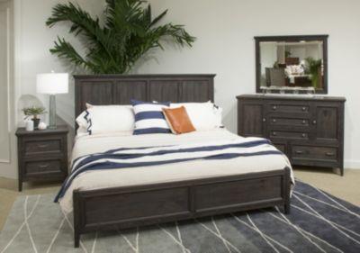 Ordinaire Magnussen Mill River 4 Piece King Bedroom Set