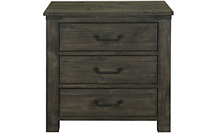 Magnussen Abington 3-Drawer Nightstand