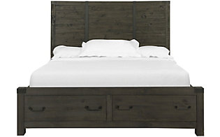 Magnussen Abington King Storage Bed