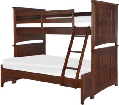 Magnussen Riley Twin/Full Bunk Bed