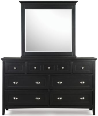 Magnussen Southampton Dresser with Mirror