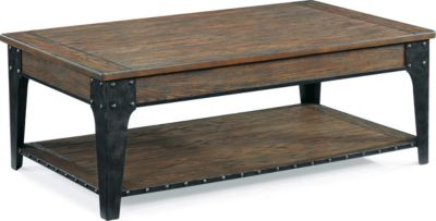 Magnussen Lakehurst Lift-Top Coffee Table