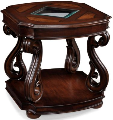 Magnussen Harcourt End Table
