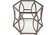 Magnussen Nevelson End Table