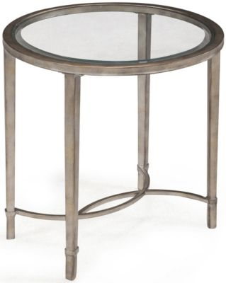 Magnussen Copia Oval End Table