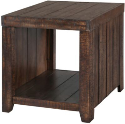 Magnussen Caitlyn End Table
