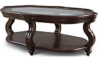 Magnussen Isabelle Oval Coffee Table