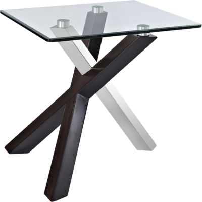 Magnussen Verge End Table