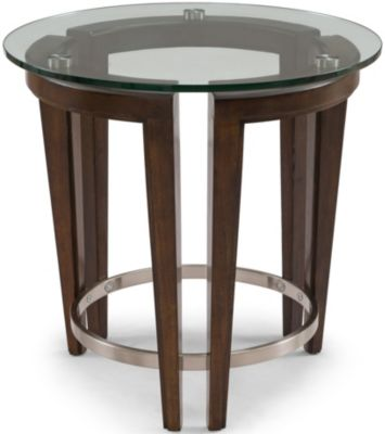Magnussen Carmen End Table