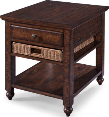 Magnussen Cottage Lane End Table