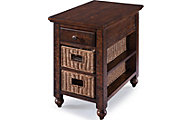 Magnussen Cottage Lane Chairside Table