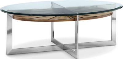 Magnussen Rialto Oval Coffee Table