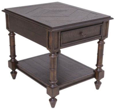 Magnussen Beacon Falls End Table