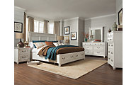Magnussen Brookfield 4-Piece King Storage Bedroom Set