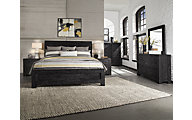 Magnussen Easton 4-Piece King Bedroom Set