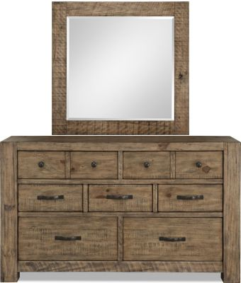 Magnussen Griffith Dresser with Mirror