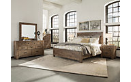 Magnussen Griffith 4-Piece Queen Bedroom Set