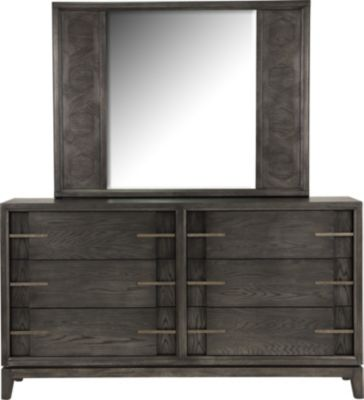 Magnussen Proximity Heights Dresser With Mirror