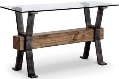 Magnussen Sawyer Sofa Table
