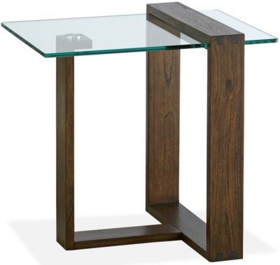 Magnussen Bristow End Table