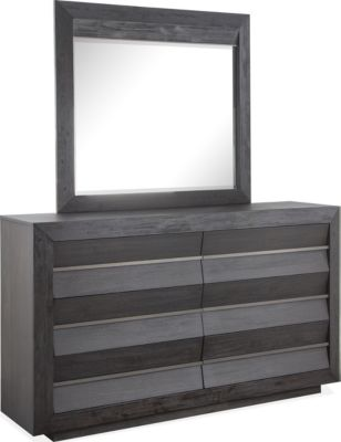 Magnussen Wentworth Village Dresser with Mirror