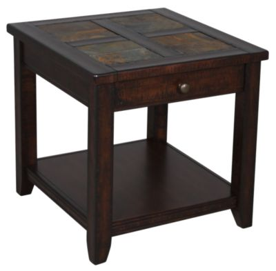 Presidential Allister End Table