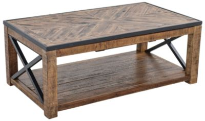 Magnussen Penderton Lift-Top Coffee Table