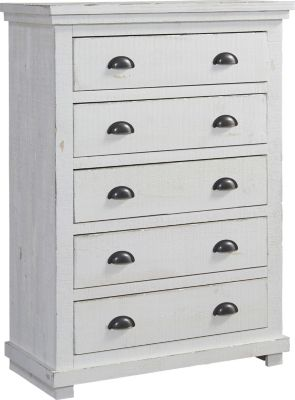 Progressive Willow White Chest