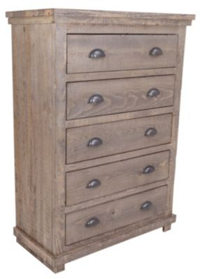 Progressive Willow Gray Chest