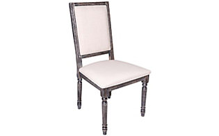 Progressive Muses Side Chair