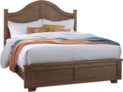 Progressive Diego Dune Queen Arched Bed