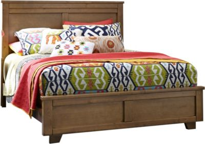 Progressive Diego Dune King Panel Bed