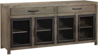Progressive Scottsdale Brown 72-Inch Console